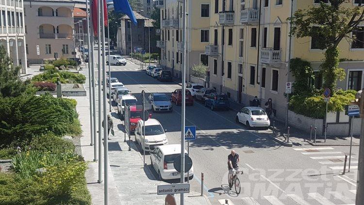 Qualità dell'aria: Aosta ottiene la sufficienza da Legambiente