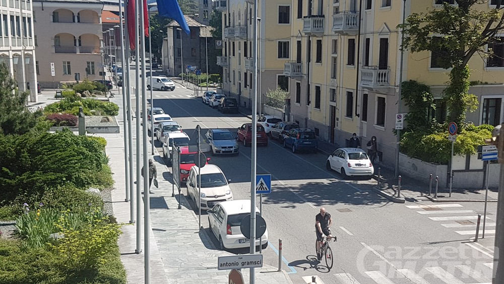 Aosta: approvato il PGTU, via alla rivoluzione della viabilità