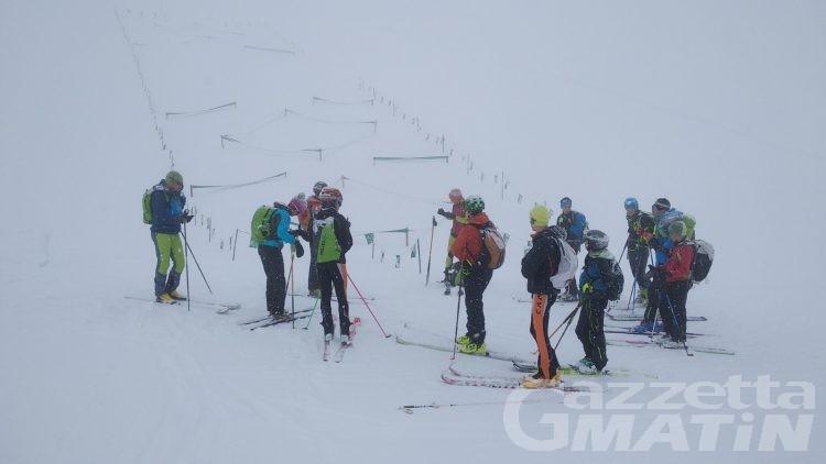 Sport invernali: al via nei prossimi giorni il Progetto Children di skialp, fondo e biathlon