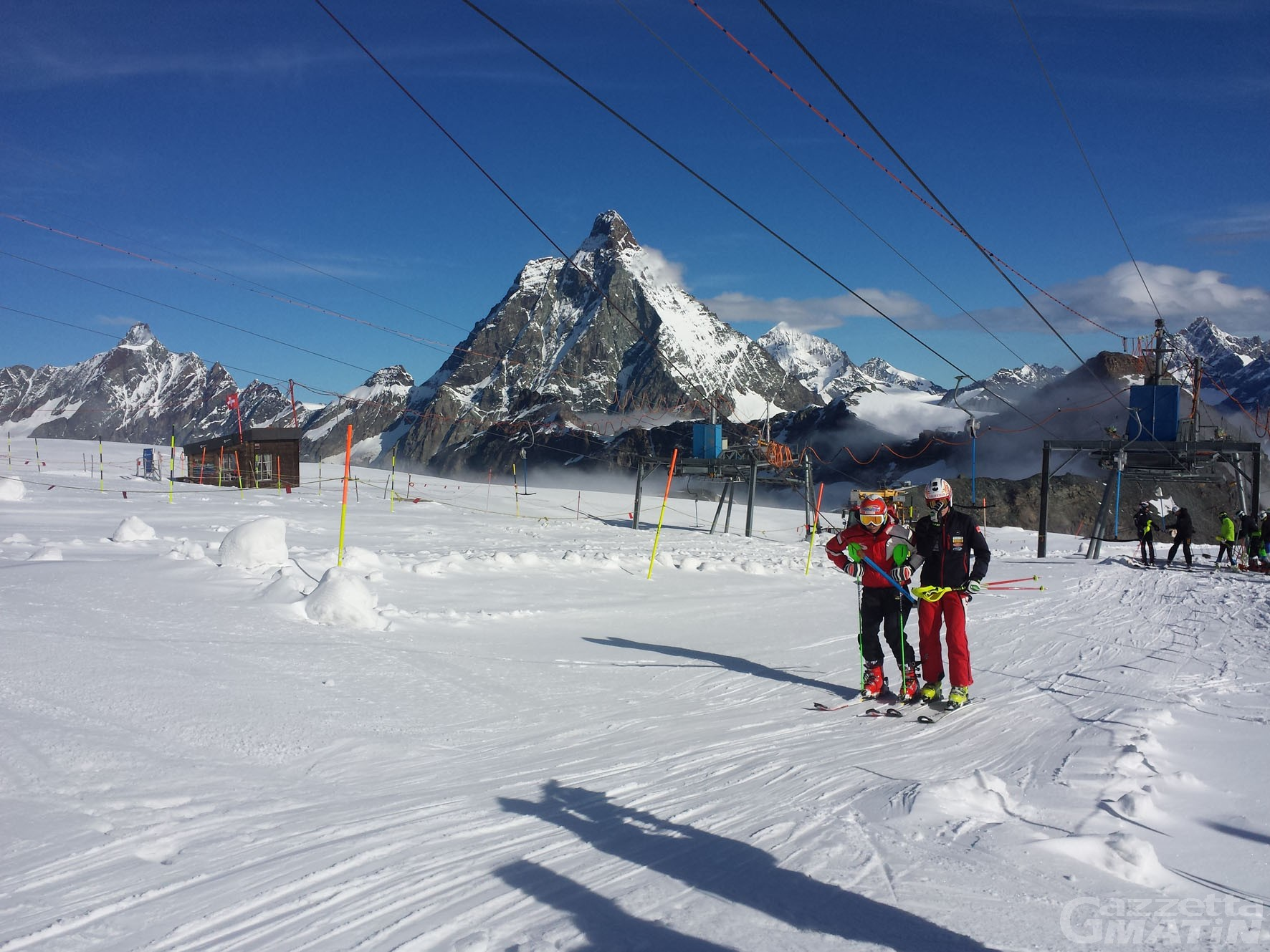 Turismo: a Cervinia da sabato 20 giugno apre lo sci estivo