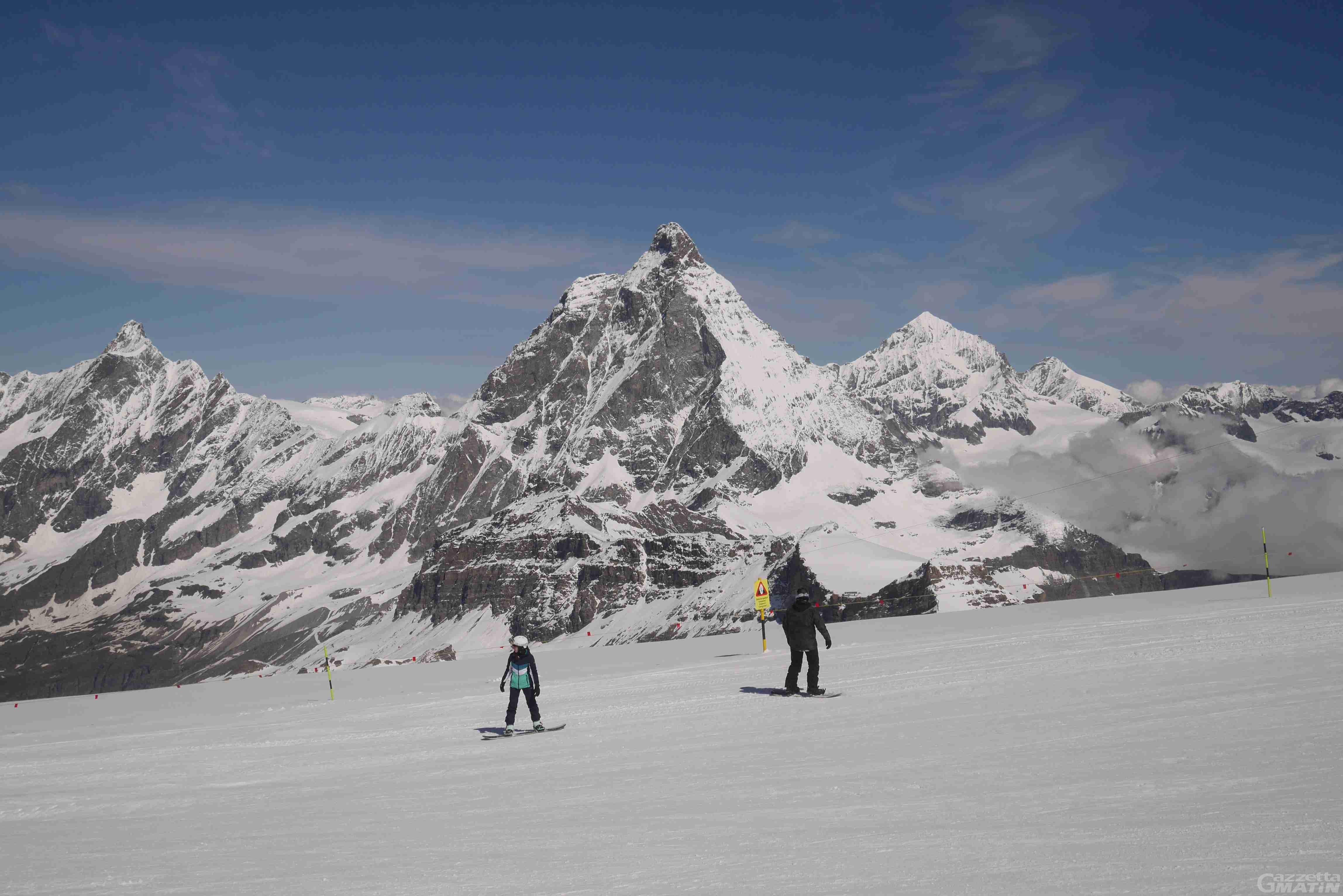 Nuovo Dpcm, impianti di risalita chiusi: senza sci muore economia Valle d'Aosta