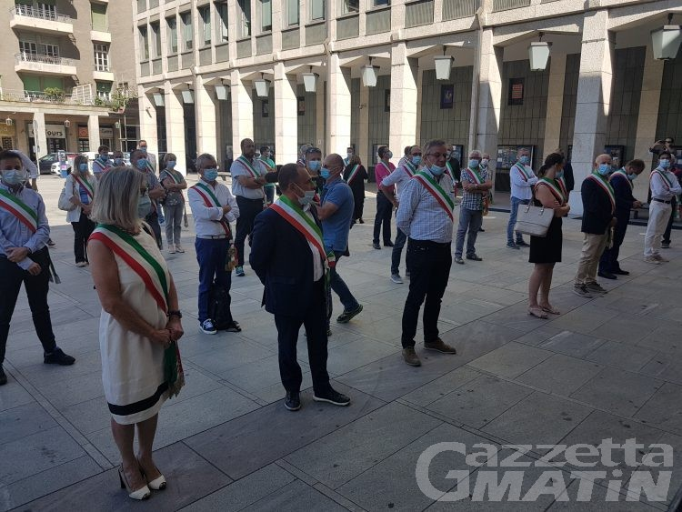 Sindaci valdostani a Roma per chiedere più dignità