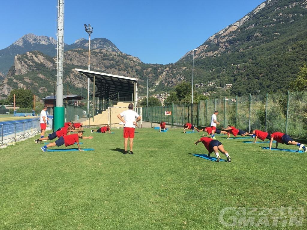 Calcio: il P.D.H.A.E. all'esordio in D contro il Chieri a porte chiuse, Cretaz verso il 4-4-2