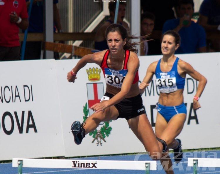 Atletica: Eleonora Marchiando batte Yadisleidy Pedroso a Rieti