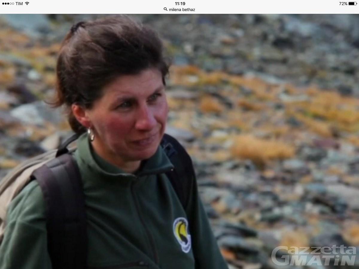 La storia di Milena Béthaz: 20 anni fa un fulmine le trapassò il corpo. «E ha cambiato i miei piani»
