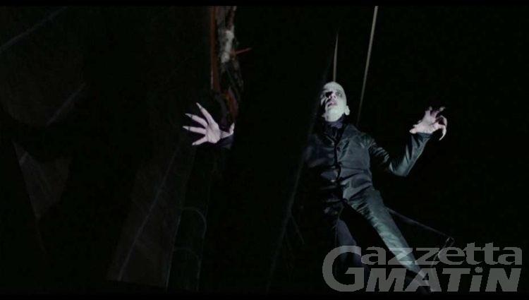 Strade del Cinema, al Teatro Romano l'ombra lunga di Nosferatu