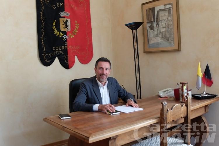 Courmayeur, insediato il commissario Andrea Cargnino