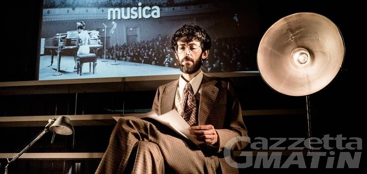 Spazi d'Ascolto, al Castello di Introd il musicteller Federico Sacchi