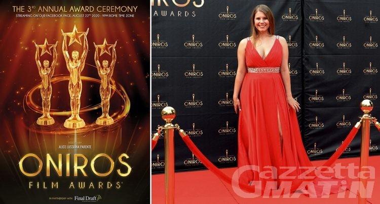 Cinema, l'Oniros Film Award torna online