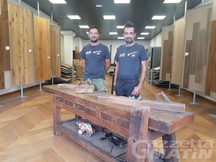 Cerlogne Pavimenti in legno: serietà, affidabilità e innovazione