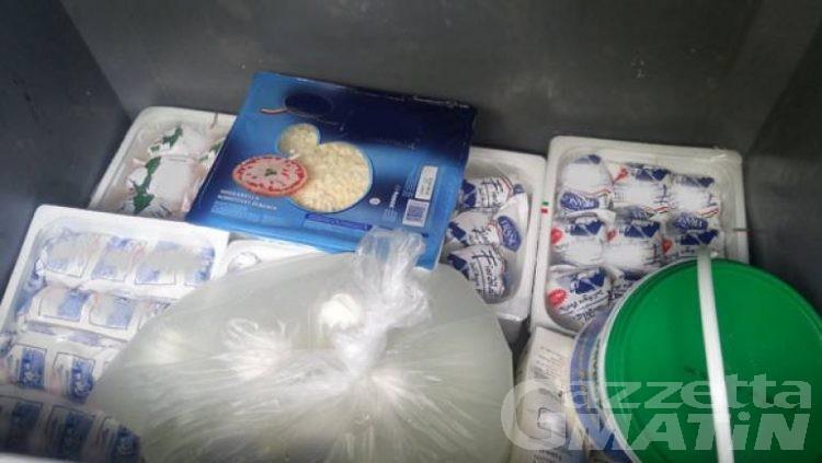 Verrès, trasporta mozzarelle e ricotte mal conservate: sequestro e sanzione di 4 mila euro