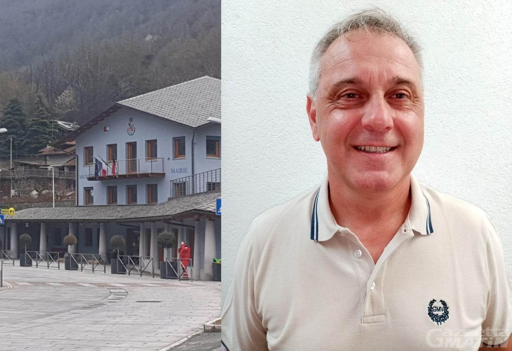 Lutto: è morto Paolo Fary, candidato vicesindaco a Pontey