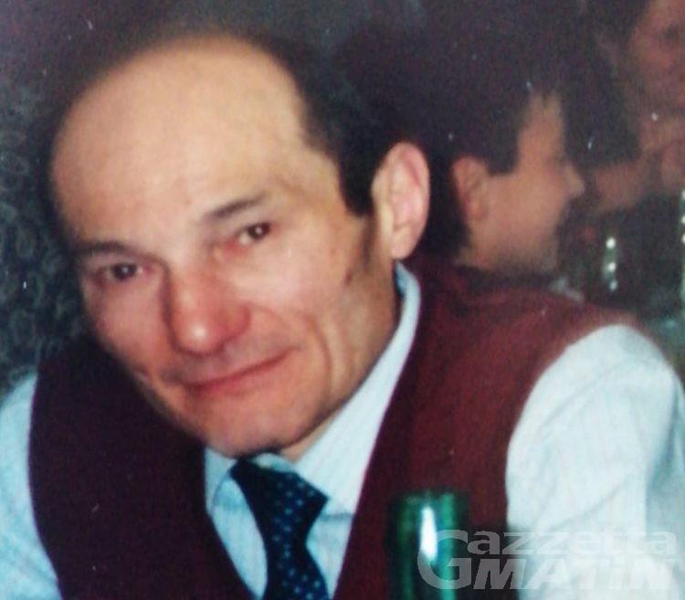 Lutto: Charvensod ha dato l'addio a Mario Bertotto il barbiere ballerino