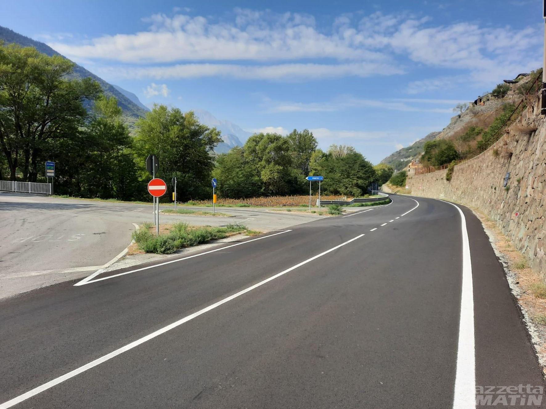 Viabilità: si farà sulla Statale 26 la rotonda di accesso a Pontey
