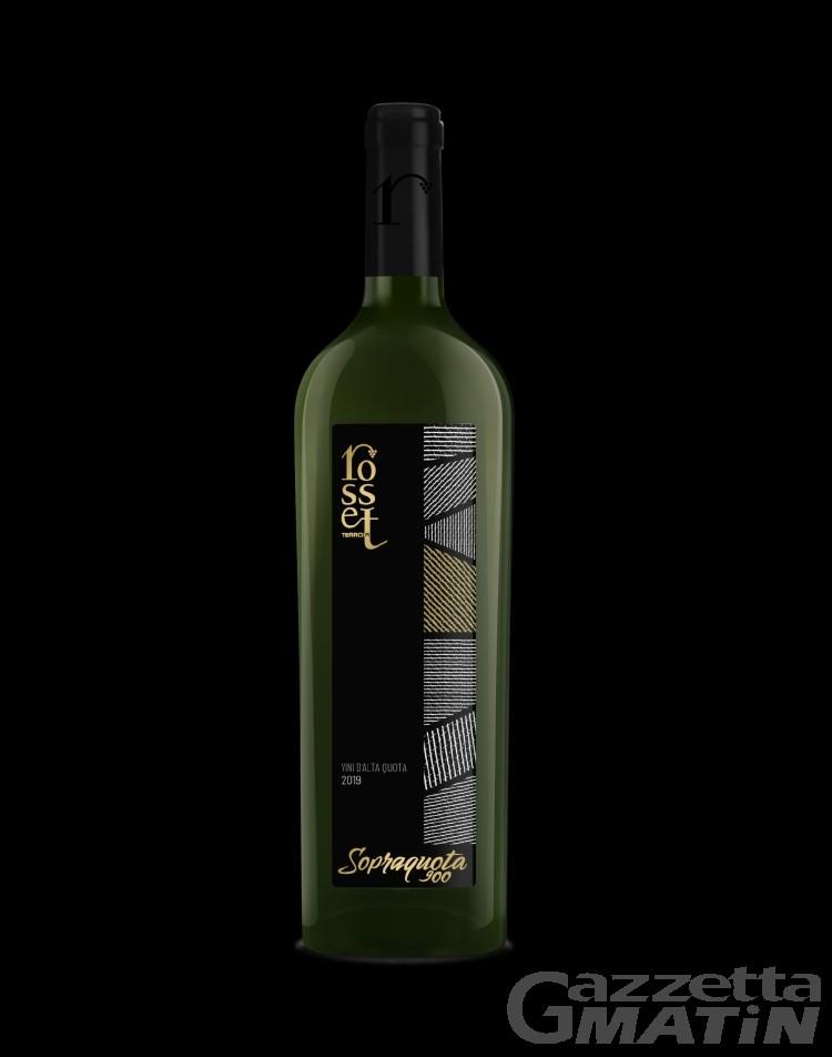 Vini, al Sopraquota 900 di Rosset Terroir i Tre Bicchieri