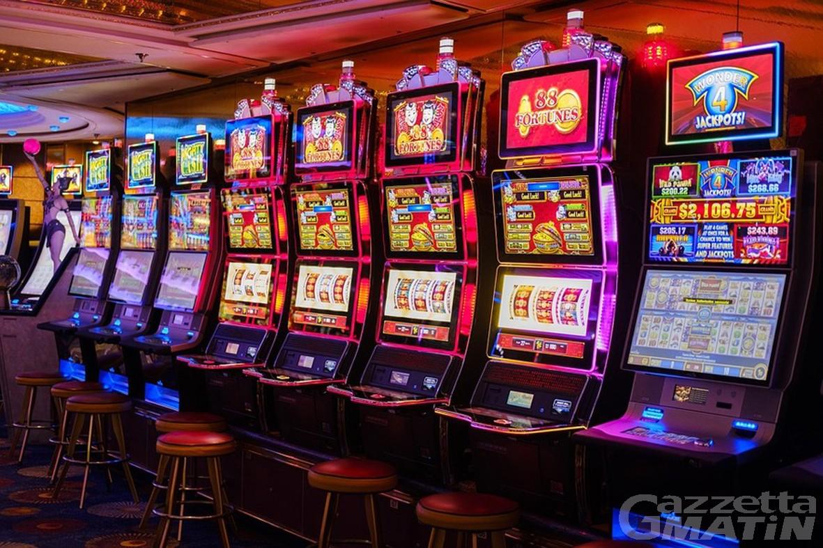 Gioco d'azzardo: resta chiusa la sala Joy Aosta di Quart