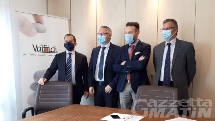Credito alle imprese: nasce Alpifidi, 134 milioni di euro di garanzie