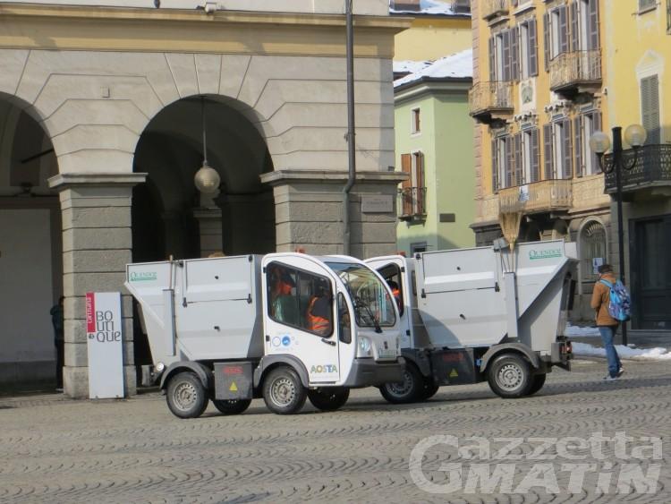 Aosta: appalto rifiuti, proroga a Quendoz fino a fine anno