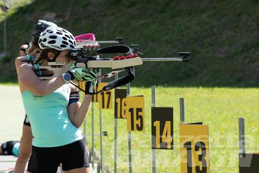 Biathlon, a Bionaz due giorni di raduno della squadra Asiva