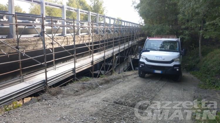 Viadotti, avviata la manutenzione straordinaria sulla Statale 26