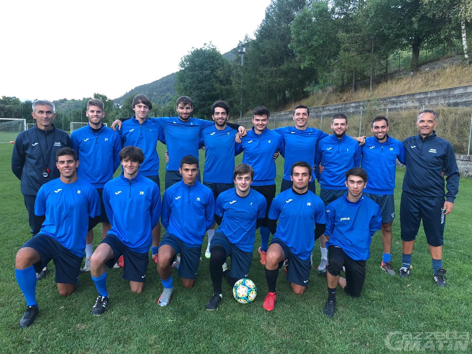 Calcio: Turato su rigore, il Grand Paradis avanza in Coppa Piemonte