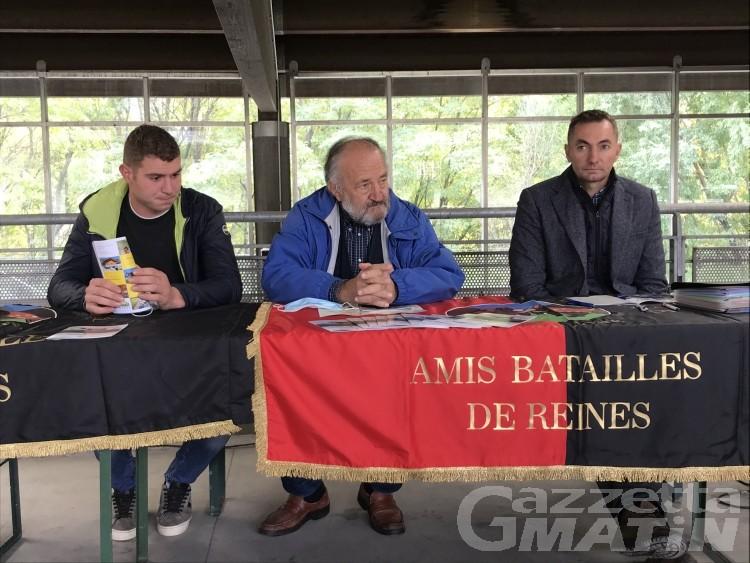 Batailles de Reines: in arena per 3 eventi, Bonin «tanta voglia di tornare»
