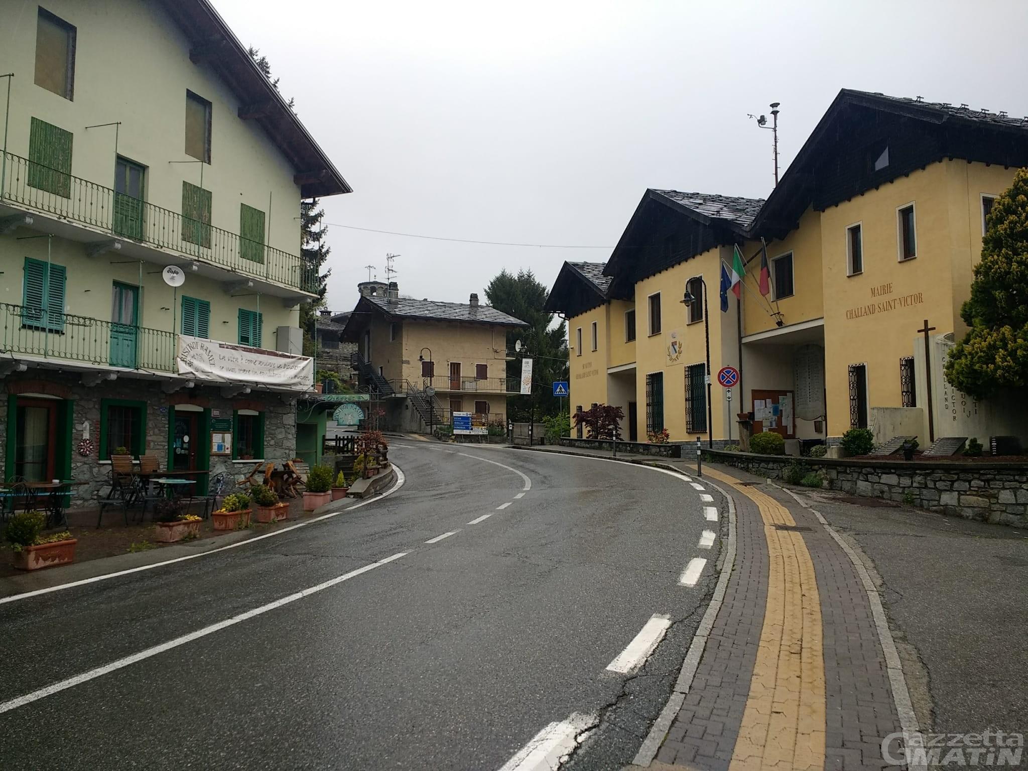 Challand-Saint-Victor: positivi maestra e bambini, scuola chiusa