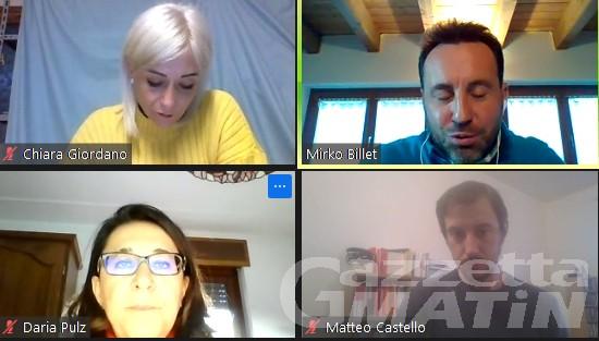 Mafie, Adu: «No allo smantellamento dell'Osservatorio ad Aosta»
