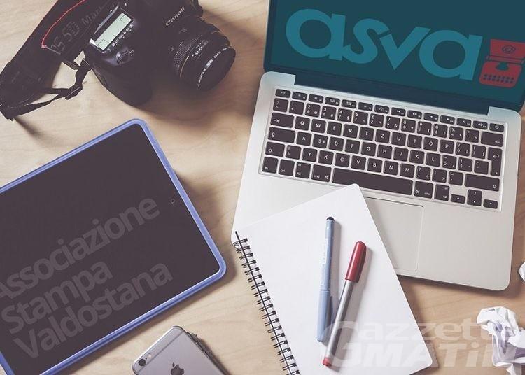 Sindacato giornalisti a Lavevaz: «La Regione non scarichi su Asva le sue scelte sugli appalti»