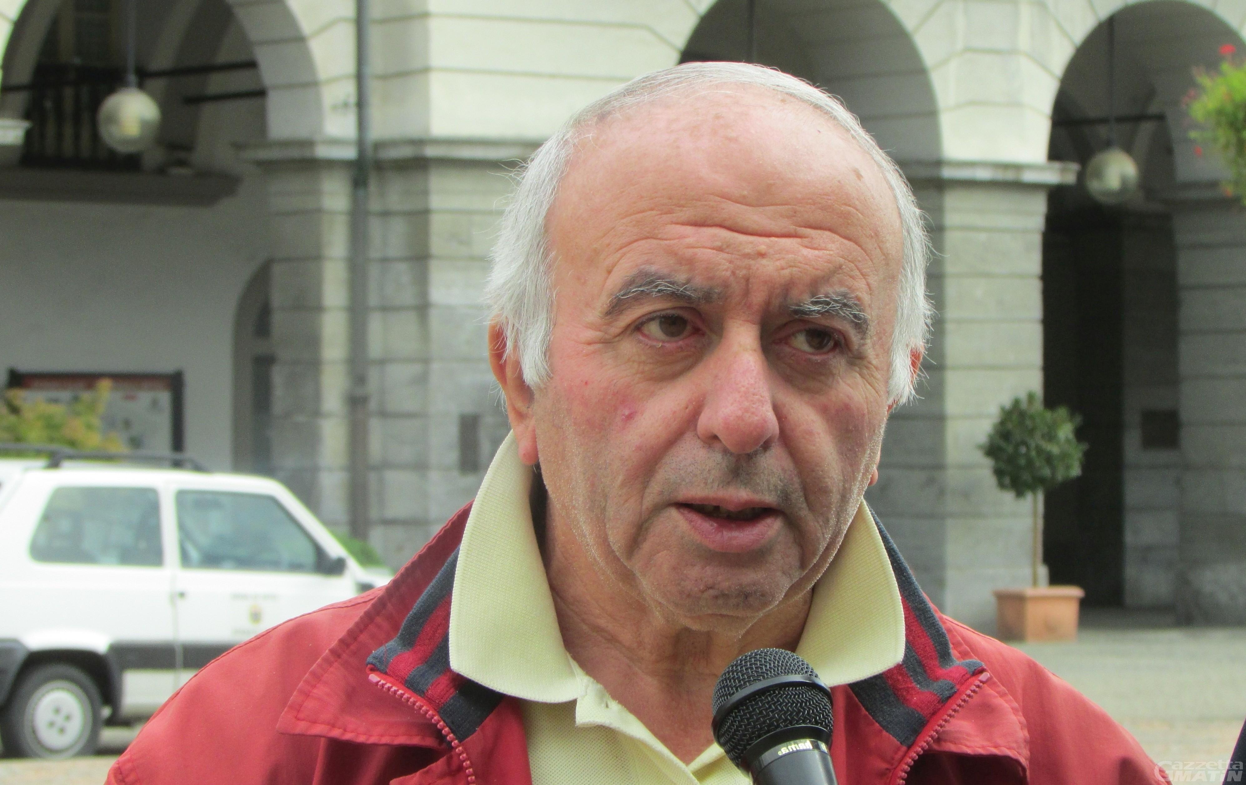 Lutto: il commercio aostano piange Beppe Sagaria
