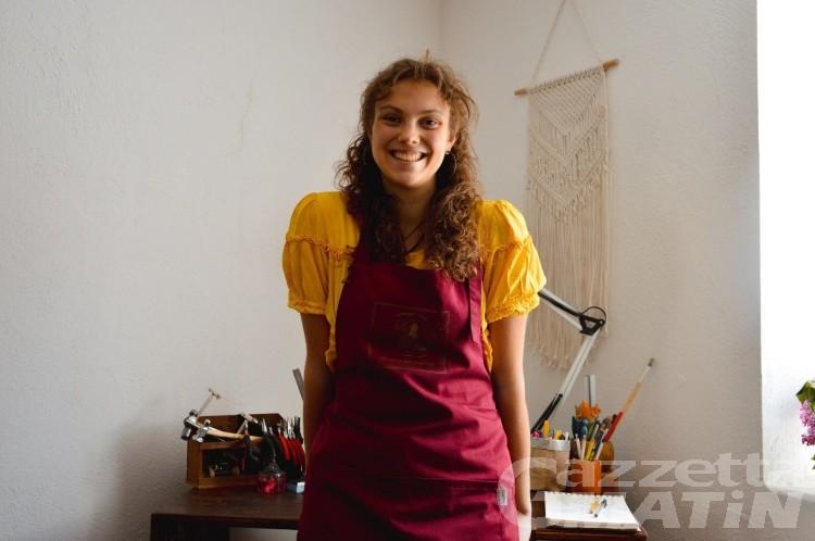Gioielli, la montagna ispira Armaù di Martina Dondeynaz