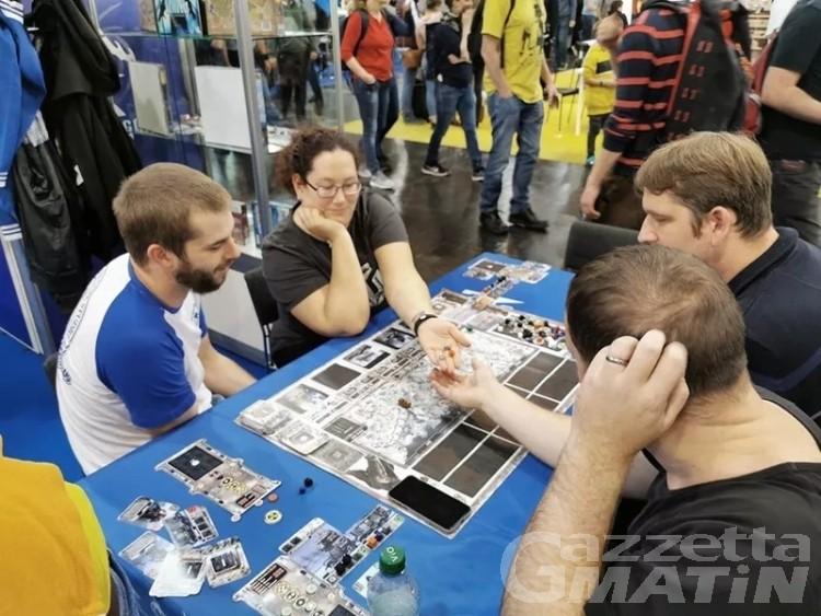 Giochi: Mauro Chiabotto, l'ingegnere meccatronico che crea avventure in scatola