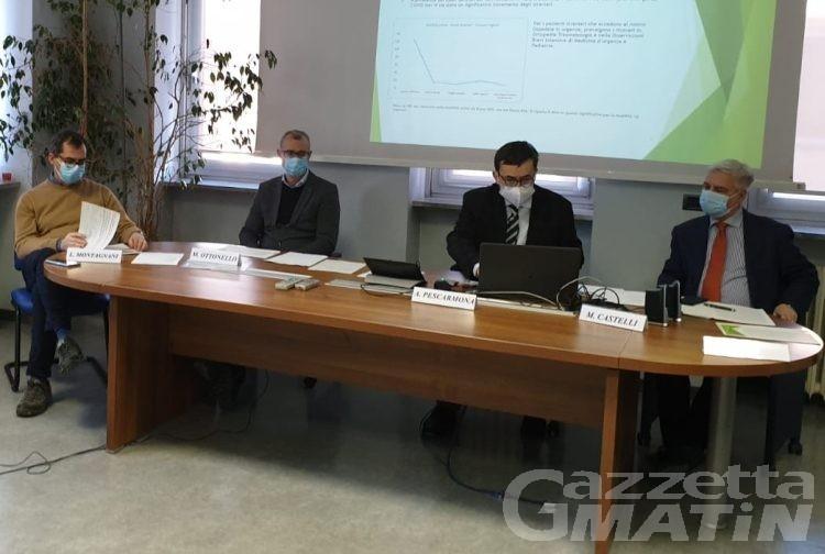 Azienda Usl: Pescarmona lascia la Valle, Ottonello direttore generale pro tempore