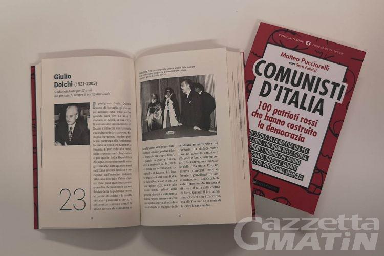 100 anni del Pci: anche Giulio Dolchi tra i comunisti d'Italia