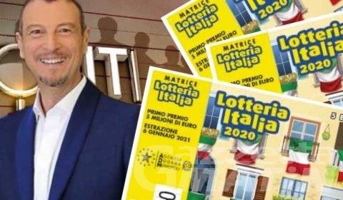 Lotteria Italia: la fortuna bacia la Valle, venduto a Pollein biglietto da 25 mila euro