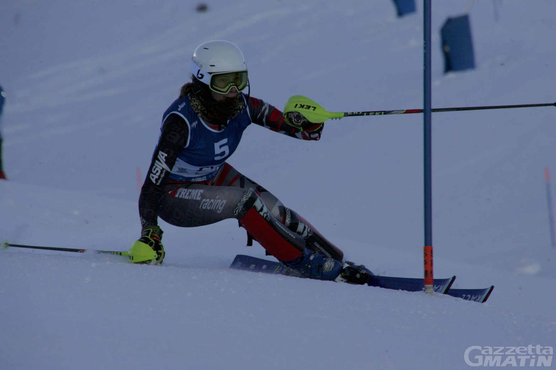 Sci alpino: Agnelli e Vidoni vincono lo Slalom Fis Junior a Pila