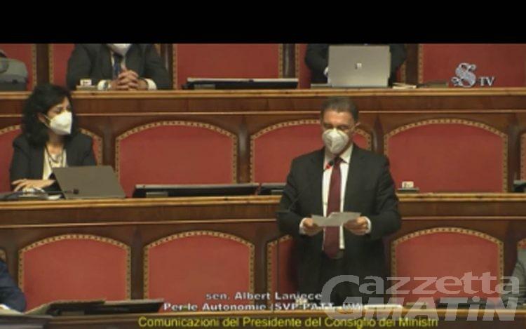 Ispettorato del lavoro di Aosta, Lanièce chiede conto della carenza di personale
