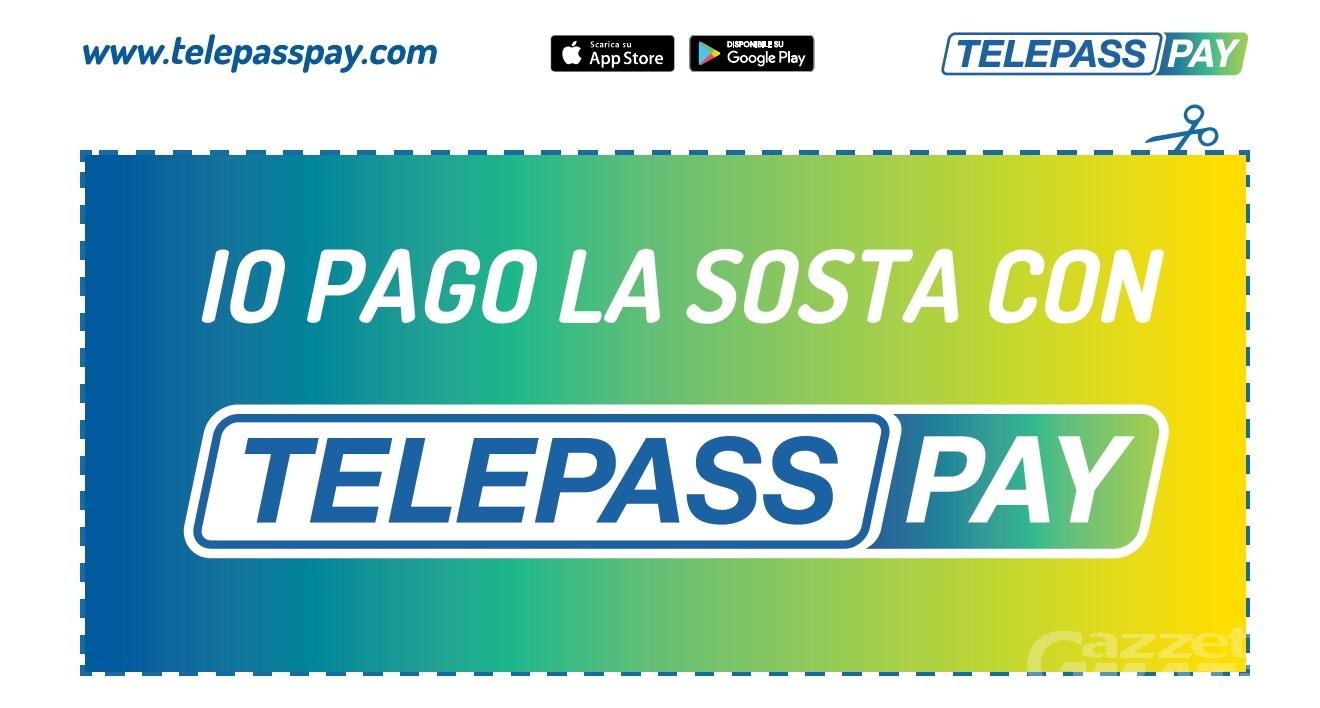 Strisce Blu: anche ad Aosta si può pagare con l'App Telepass Pay