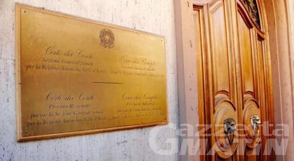 Chambre valdôtaine, la Corte dei conti indaga sulla nomina dell'addetto stampa