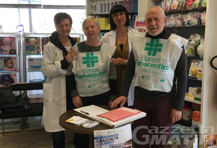 Giornata di raccolta del farmaco: le 14 farmacie dove si può donare