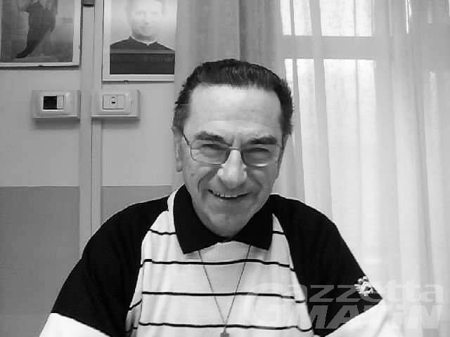 Lutto: la Valle piange il salesiano don Silvio Carlin