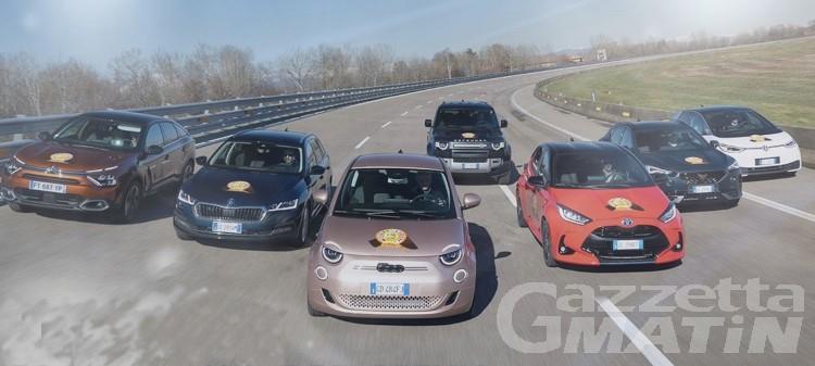 Car of the Year, a Courmayeur le auto finaliste disponibili per test drive