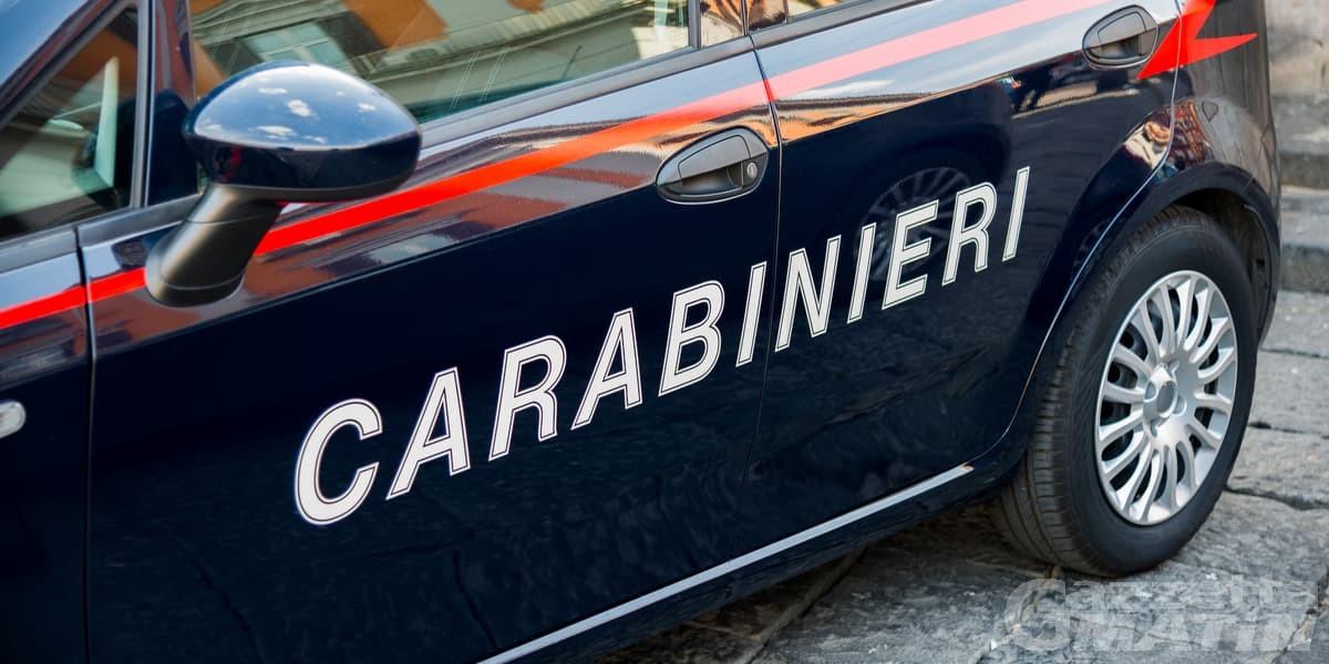 Tentata rapina a Saint-Christophe, i carabinieri sulle tracce del malvivente