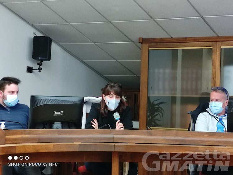 Verrès, Simona Giovinazzo è la presidente del Consiglio comunale