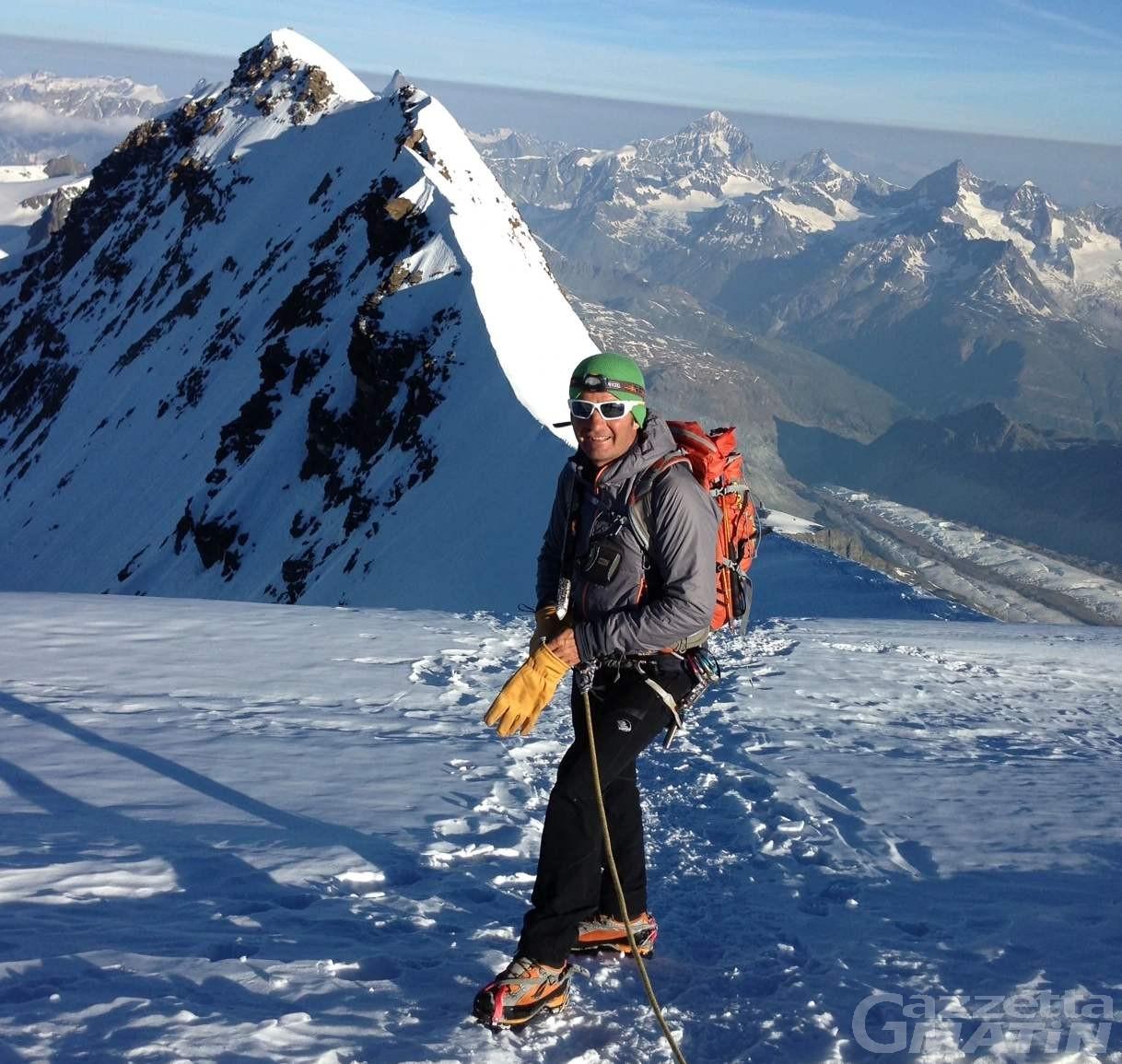 Guide di alta montagna, Ezio Marlier nuovo presidente: «Un onore enorme»