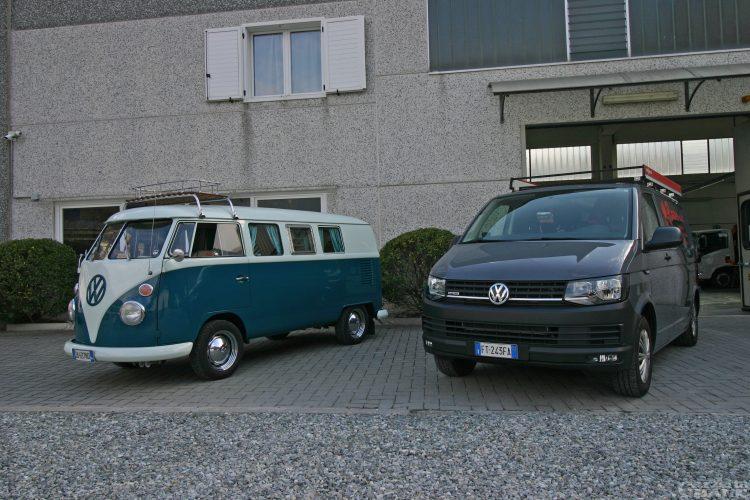 Veicoli commerciali Volkswagen, 70 anni di robustezza