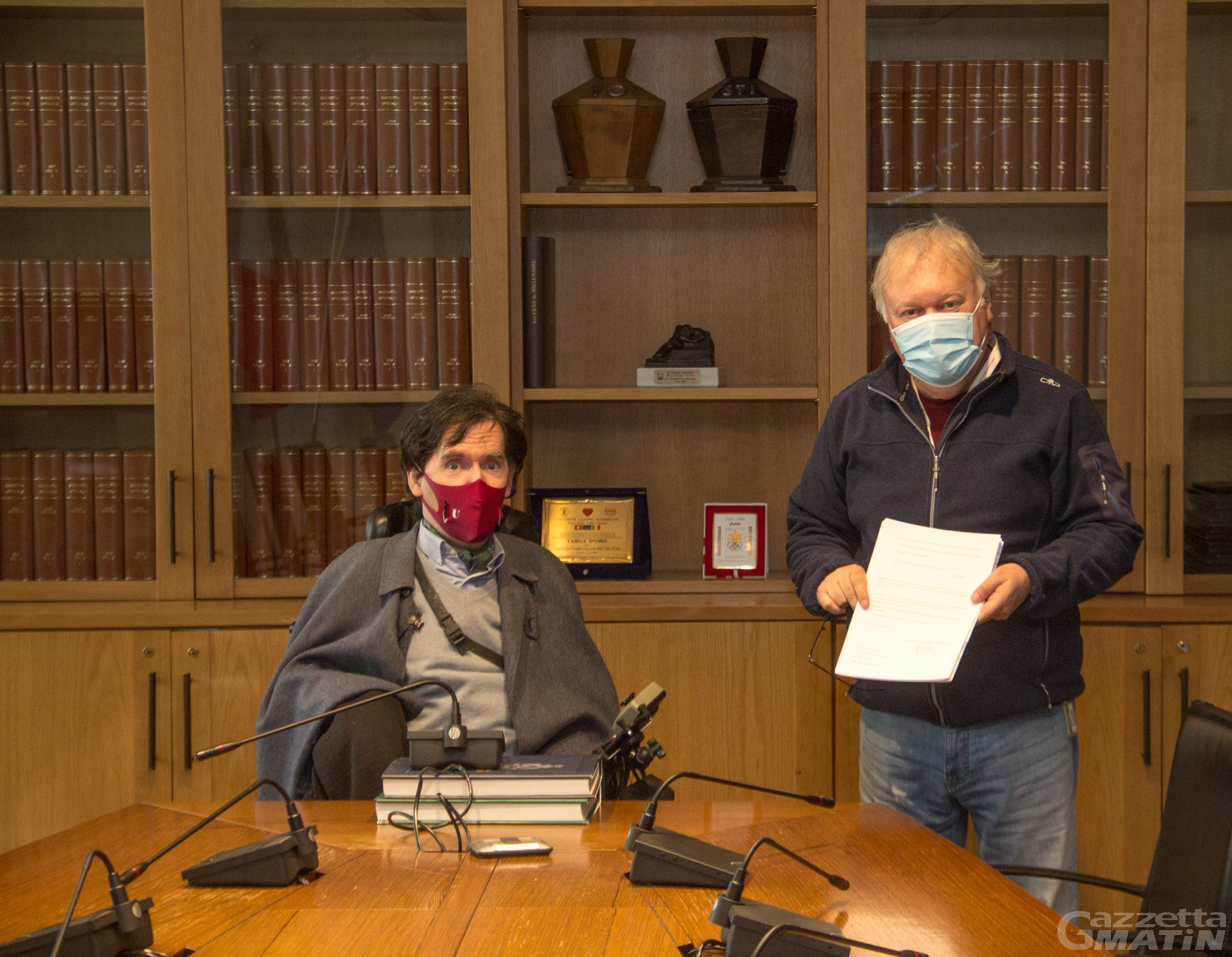 Challand-Saint-Anselme: in Consiglio la petizione per una nuova scuola