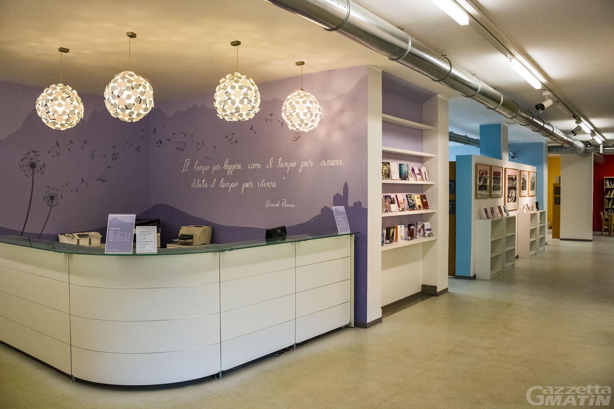 Courmayeur: ecco chi è la biblioteca, un video per presentare la nuova commissione