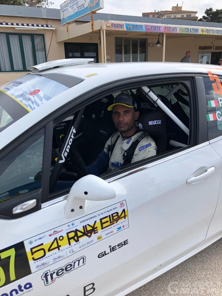 Rally: Corrado Peloso in Friuli per allungare in classifica generale