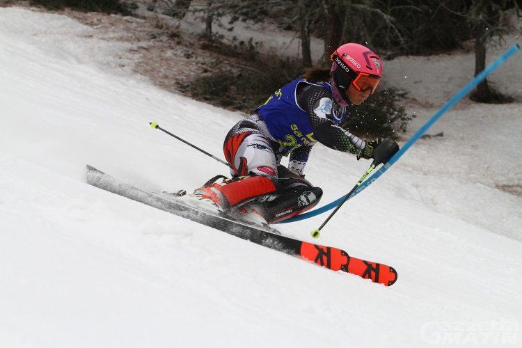 Sci alpino: il Progetto Children dell'Asiva al lavoro in Val Senales